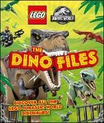 Cover-Bild zu LEGO Jurassic World The Dino Files (eBook) von Saunders, Catherine