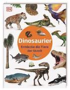 Cover-Bild zu Dinosaurier von Lomax, Dean