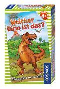 Cover-Bild zu Welcher Dino ist das?