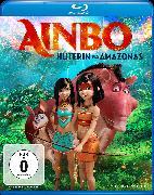 Cover-Bild zu Ainbo - Hüterin des Amazonas (BD) von Jose Zelada (Reg.)