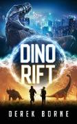 Cover-Bild zu Dino-Rift (eBook) von Borne, Derek