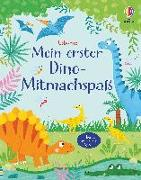 Cover-Bild zu Mein erster Dino-Mitmachspaß von Robson, Kirsteen