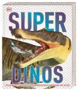 Cover-Bild zu Super-Dinos von Kokoscha, Michael (Übers.)
