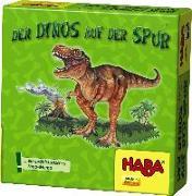 Cover-Bild zu Den Dinos auf der Spur von Quérré, Patrice le