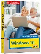 Cover-Bild zu Windows 10 für Senioren die verständliche Anleitung - komplett in Farbe - große Schrift