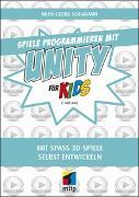 Cover-Bild zu Spiele programmieren mit Unity