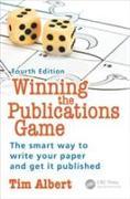 Cover-Bild zu Winning the Publications Game von Albert, Tim