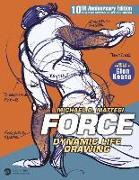 Cover-Bild zu FORCE: Dynamic Life Drawing von Mattesi, Mike