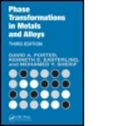 Cover-Bild zu Phase Transformations in Metals and Alloys (Revised Reprint) von Porter, David A.
