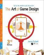 Cover-Bild zu The Art of Game Design von Schell, Jesse