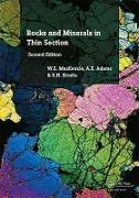 Cover-Bild zu Rocks and Minerals in Thin Section von MacKenzie, W.S.