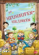 Cover-Bild zu Die Heuhaufen-Halunken von Gerhardt, Sven