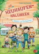 Cover-Bild zu Die Heuhaufen-Halunken - Gülleduft und Großstadtmief von Gerhardt, Sven