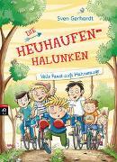 Cover-Bild zu Die Heuhaufen-Halunken - Volle Faust aufs Hühnerauge von Gerhardt, Sven