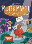 Cover-Bild zu Mister Marple und die Schnüfflerbande - Auf frischer Tat ertapst von Gerhardt, Sven
