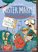 Cover-Bild zu Mister Marple und die Schnüfflerbande - Die Erdmännchen sind los von Gerhardt, Sven