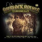 Cover-Bild zu Sherlock Holmes Chronicles, Folge 58: Das Vier-Pfeifen-Problem (Audio Download) von Brett, James A.