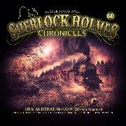 Cover-Bild zu Sherlock Holmes Chronicles, Folge 60: Der Albtraum-Express (Audio Download) von Neal, Peter