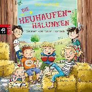 Cover-Bild zu Die Heuhaufen-Halunken (Audio Download) von Gerhardt, Sven