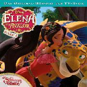 Cover-Bild zu Disney / Elena von Avalor - Folge 4: Elena auf Abwegen / Ein königlicher Ausflug (Audio Download) von Stark, Conny