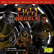 Cover-Bild zu Star Wars Rebels - Folge 3 (Audio Download) von Bingenheimer, Gabriele