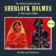 Cover-Bild zu Sherlock Holmes, Die neuen Fälle, Fall 10: Der Biss des Zerberus (Audio Download) von Masuth, Andreas