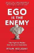 Cover-Bild zu Ego is the Enemy von Holiday, Ryan