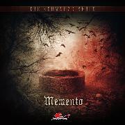 Cover-Bild zu Die schwarze Serie, Folge 14: Memento (Audio Download) von Weber, Sebastian