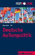 Cover-Bild zu Deutsche Außenpolitik (eBook) von Hilz, Wolfram