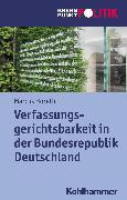 Cover-Bild zu Verfassungsgerichtsbarkeit in der Bundesrepublik Deutschland (eBook) von Höreth, Marcus