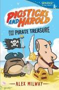 Cover-Bild zu Pigsticks and Harold and the Pirate Treasure von Milway, Alex