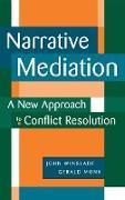 Cover-Bild zu Narrative Mediation von Winslade, John