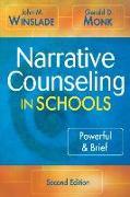 Cover-Bild zu Narrative Counseling in Schools von Winslade, John M.