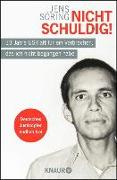 Cover-Bild zu Nicht schuldig! (eBook) von Söring, Jens