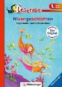 Cover-Bild zu Nixengeschichten von Reider, Katja
