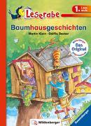 Cover-Bild zu Baumhausgeschichten von Klein, Martin