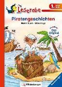 Cover-Bild zu Piratengeschichten von Klein, Martin