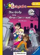 Cover-Bild zu Die Girls vom Gruselinternat von Schwarz, Thea
