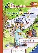 Cover-Bild zu Trixi und die wilden Wikinger von Thilo