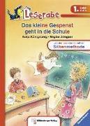 Cover-Bild zu Das kleine Gespenst geht in die Schule von Königsberg, Katja