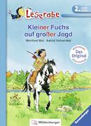 Cover-Bild zu Kleiner Fuchs auf grosser Jagd von Mai, Manfred