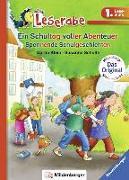 Cover-Bild zu Ein Schultag voller Abenteuer von Klein, Martin