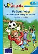 Cover-Bild zu Fußballfieber von Lenk, Fabian