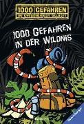 Cover-Bild zu 1000 Gefahren in der Wildnis von Lenk, Fabian