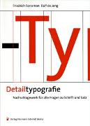 Cover-Bild zu Detailtypografie