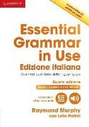 Cover-Bild zu Essential Grammar in Use Book Without Answers with Interactive eBook Italian Edition von Murphy, Raymond
