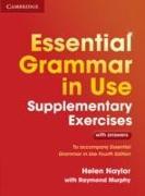 Cover-Bild zu Essential Grammar in Use. Supplementary Exercises with answers von Naylor, Helen