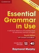 Cover-Bild zu Essential Grammar in Use with Answers and eBook von Murphy, Raymond
