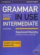 Cover-Bild zu Grammar in Use Intermediate Student's Book with Answers von Murphy, Raymond