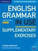 Cover-Bild zu English Grammar in Use Supplementary Exercises Book with Answers von Hashemi, Louise